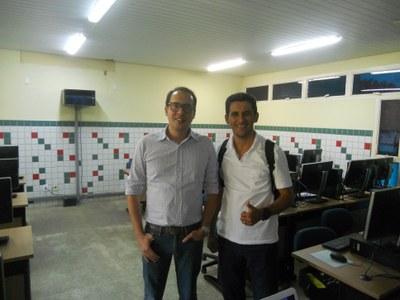 Oficina Interlegis - Prof. Higino e Isaac