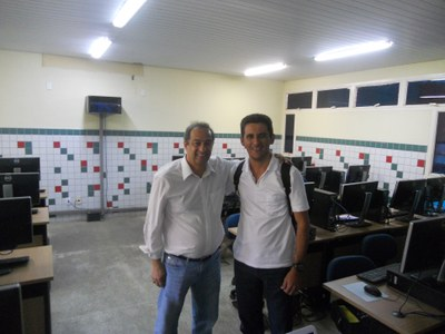 Oficina Interlegis Prof. Luiz e Isaac