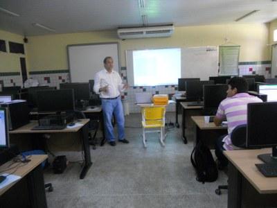 Oficina Interlegis Prof. Luiz