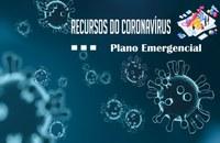 Aplicação de recursos do Coronavírus: Câmara recebe plano emergencial do Prefeito