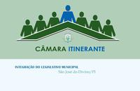 Câmara Itinerante objetiva maior integração do legislativo à Comunidade