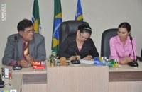 Câmara julgara as contas de governo 2007/2008 do ex-prefeito Sena
