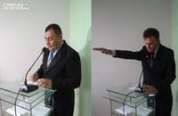 Câmara Municipal dá posse a Prefeito e Vice de São José do Divino