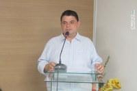 Deputado estadual Fábio Xavier recebe título de cidadão Saojoseense