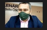 Presidente encaminha pedido ao Prefeito para proibição do estacionamento de caminhões na Rua Inácio Mendes