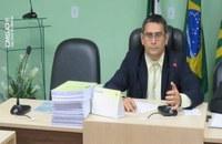 Presidente solicita construção de Praça no conjunto João Seledone