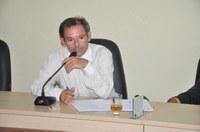 Prof. Bernardo propõe logomarca oficial ao Município de São José do Divino e nome ao Plenário da Câmara