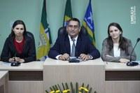 Ver. Carlos Samuel é eleito novo Presidente da Câmara