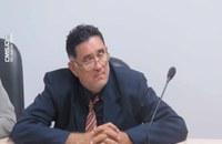 Ver. Manoel Joana apresenta Moção ao Sr. Arimatea Lopes