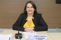 Ver. Patrícia solicita ao Prefeito médico veterinário e reforma para o Matadouro