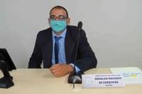 Vereador Erivaldo indica ao Prefeito reforma e ampliação de praça do Transval