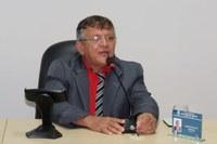 Vereador João Gracia fala do momento difícil e agradece ajuda financeira de Parlamentares