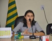 Vereadora Betânia apresenta Indicação ao prefeito