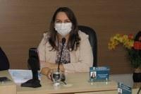 Vereadora Patrícia solicita ao Prefeito reforma geral do prédio da Escola Raimundo Agostinho no Barrocão