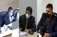 Vereadores discutem sobre reabertura do comércio durante a pandemia